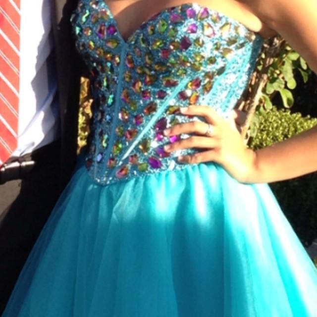2nd date dress