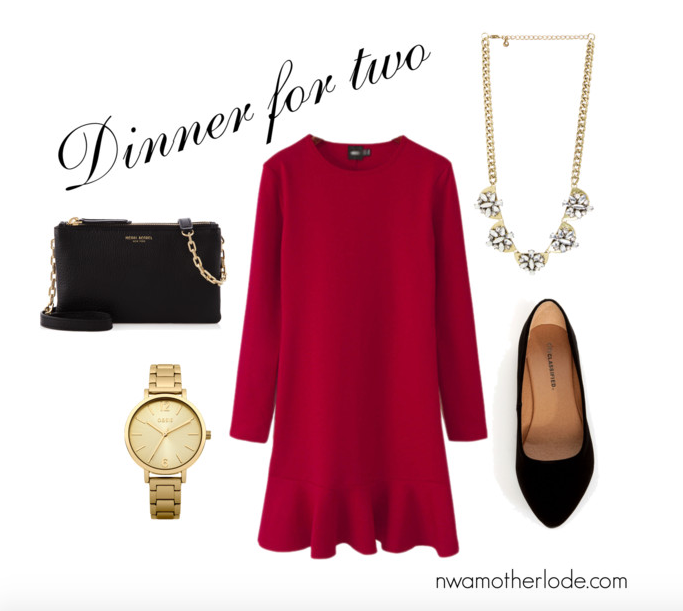 Fashion: 3 Date Night Options for Valentine's Day