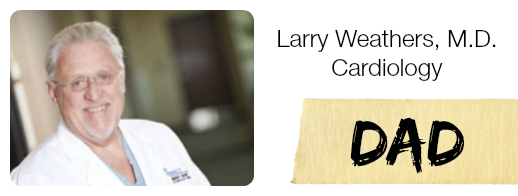 larry weathers dad graphic