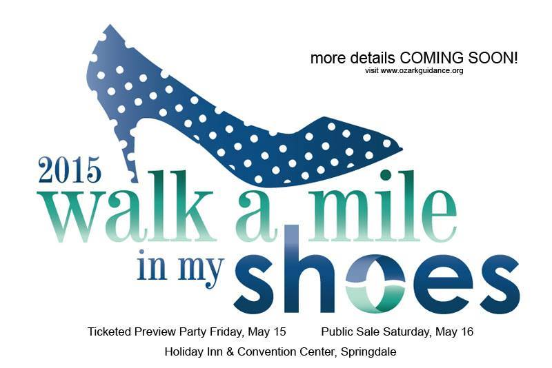 walk a mile save the date