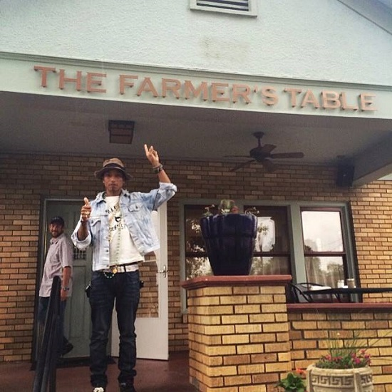 Farmer's Table, Pharrell
