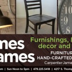 James + James adds retail location, new surprises