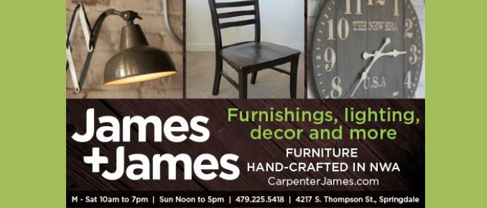 James + James adds retail location, new surprises