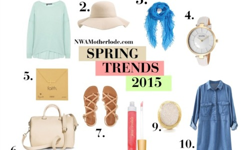 spring fashion slider