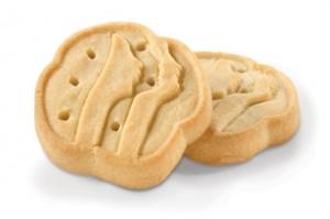 trefoil cookies