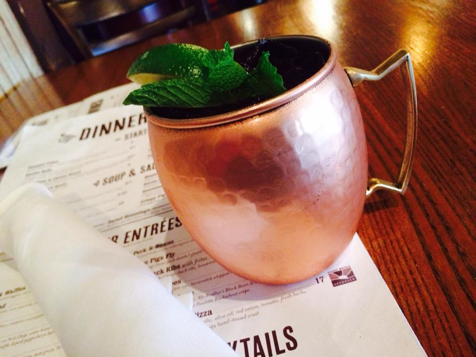 tusk and trotter moscow mule