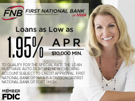 First National Bank of NWA