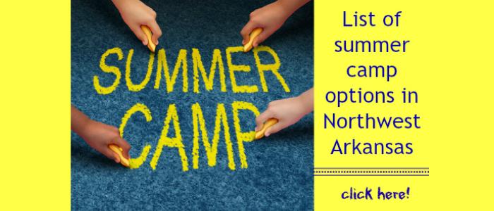 2015 nwaMotherlode Summer Camp Guide for Kids