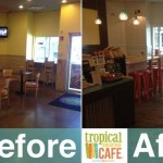 Tropical Smoothie to reveal new look, menu and DEALS on Friday, April 10th!