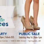 Get tickets to Walk a Mile shoe shopping event!