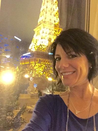 Shannon in Paris (Nevada)