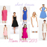Fashion Fairy Godmother: What to wear to Mom Prom