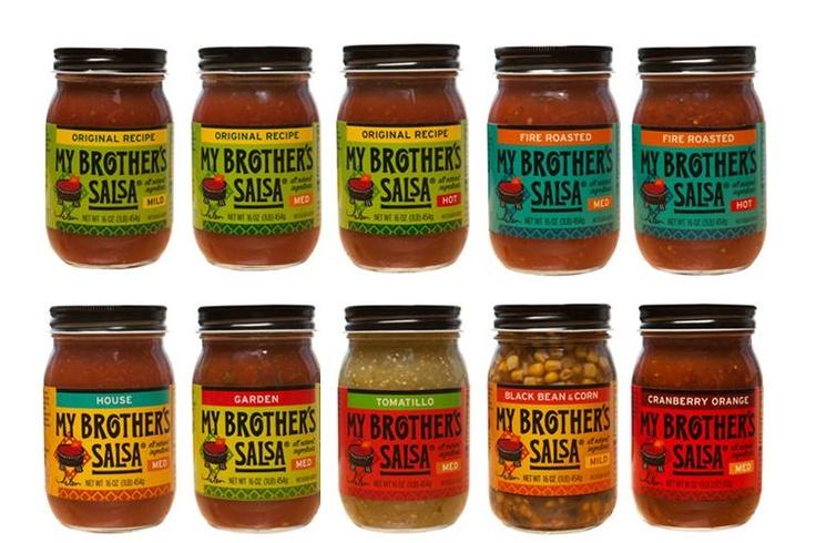 salsa lineup