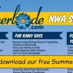 2015 Northwest Arkansas Summer Fun Printable!
