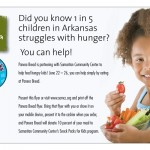 Want to help hungry kids? This week you can help just by eating at Panera Bread!