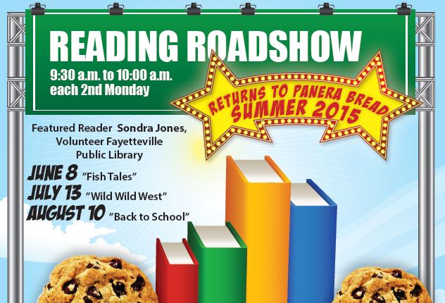 Reading Roadshow returns