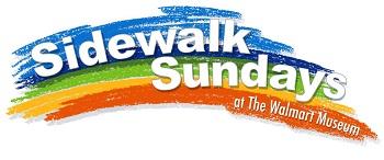 Sidewalk Sundays, new logo