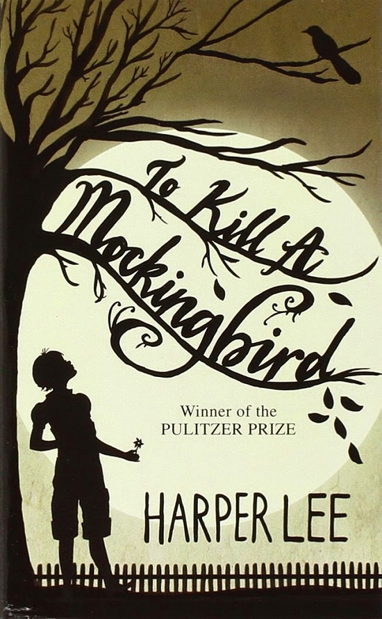 To Kill a Mockingbird bookjacket, cropped