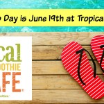National Flip Flop Day is June 19, 2015