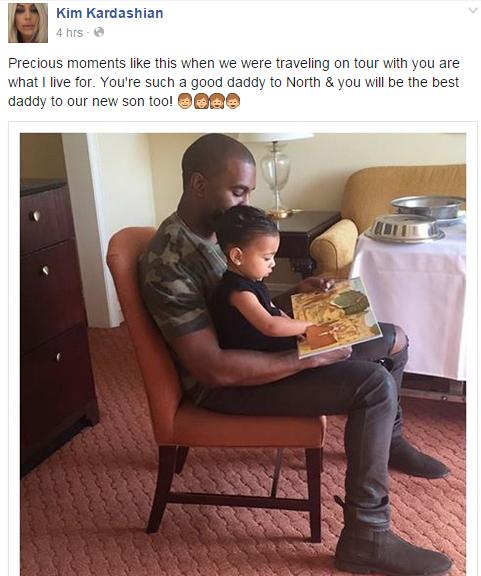 kardashian instagram 2015