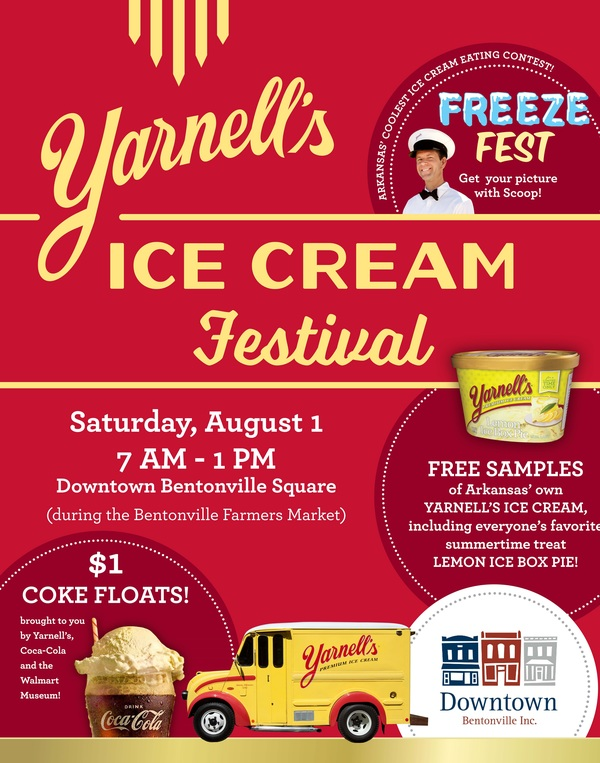 bville ice cream festival