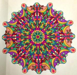 coloring zen