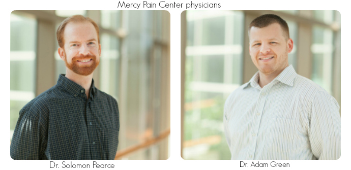 pain center physicians