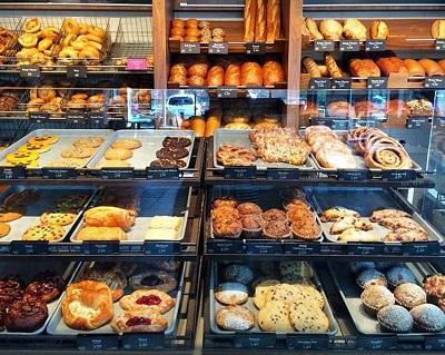 panera baked goods