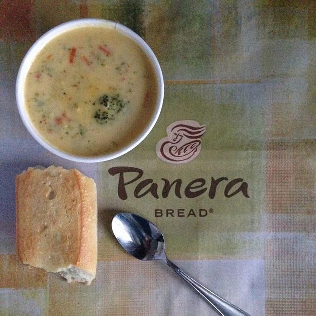panera soup