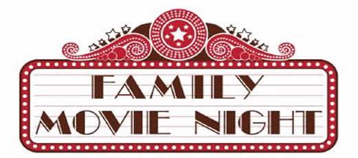 family movie night, elm springs