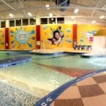 The Jones Center's remodeled Splash Pool re-opens