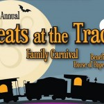 Fall/Halloween Feature: Treats at the Tracks Carnival!