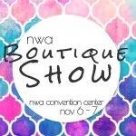 Giveaway: NWA Boutique Show VIP Event tickets + gift cards!