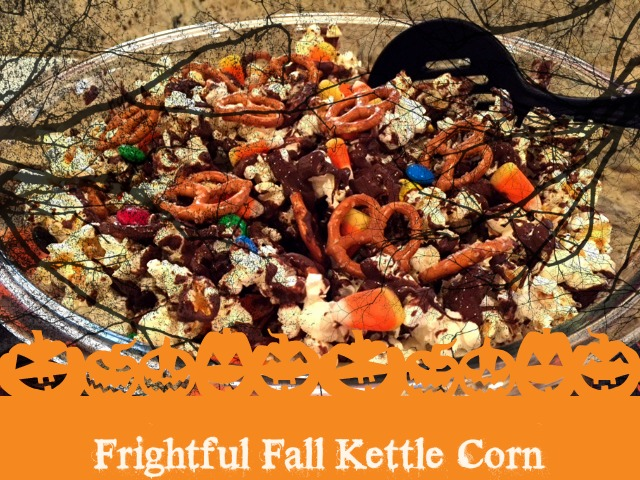 Frightful Fall Kettle Corn