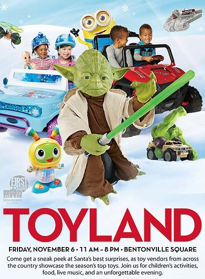 toyland on the square