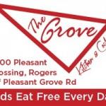 Sponsor spotlight: The Grove Bar & Grill
