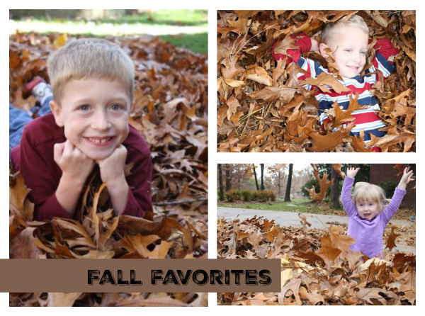 rockwood fall collage