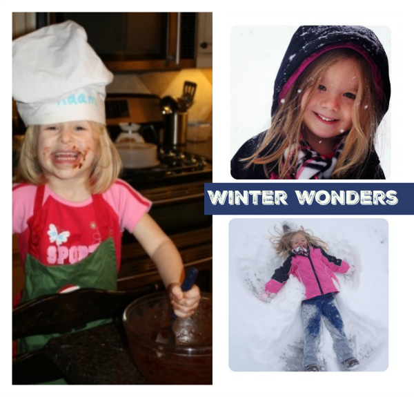 winter wonders collage