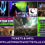 Giveaway: Last Night Fayetteville Tickets