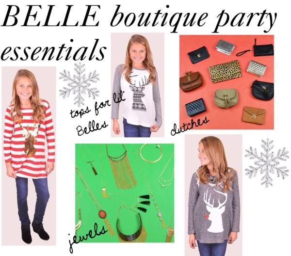 belle party