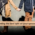 Devotion in Motion: Put the best spin on your spouse