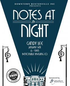 notes at night