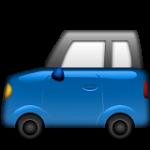 emoji car