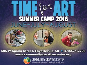 SummerCamp, Community Creative Center