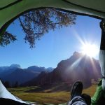 Inside His Head: Wife who doesn't enjoy tent camping seeks advice