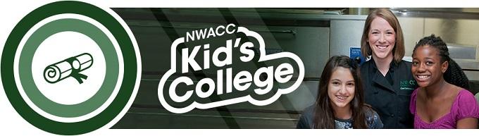 kid's college header