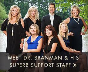 meet dr branman's staff