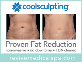 Revive coolsculpting ad