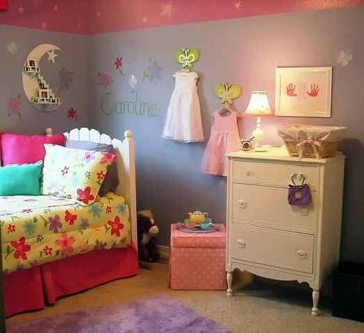 child's bedroom