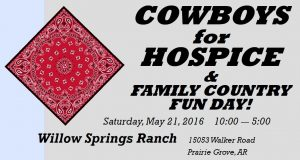 cowboys for hospice